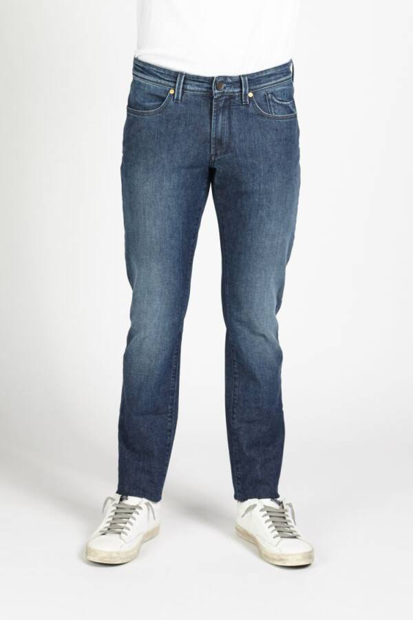 5POCKETS SLIM DETOX DENIM